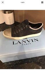Lanvin trainers size 6