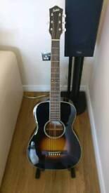 Gretsch G9511 acoustic guitar & gig bag