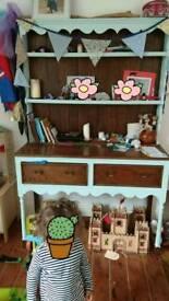 French Dresser - display shelving