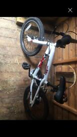 Bike bought for an 8 year ols