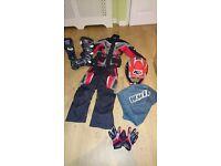 Kids motorcross clothing