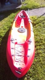 Fishing kayak single
