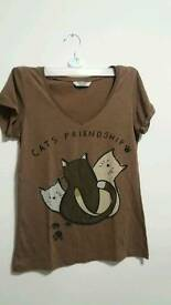 T shirt for cat lovers