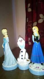 Disney GnomeFactory Figures