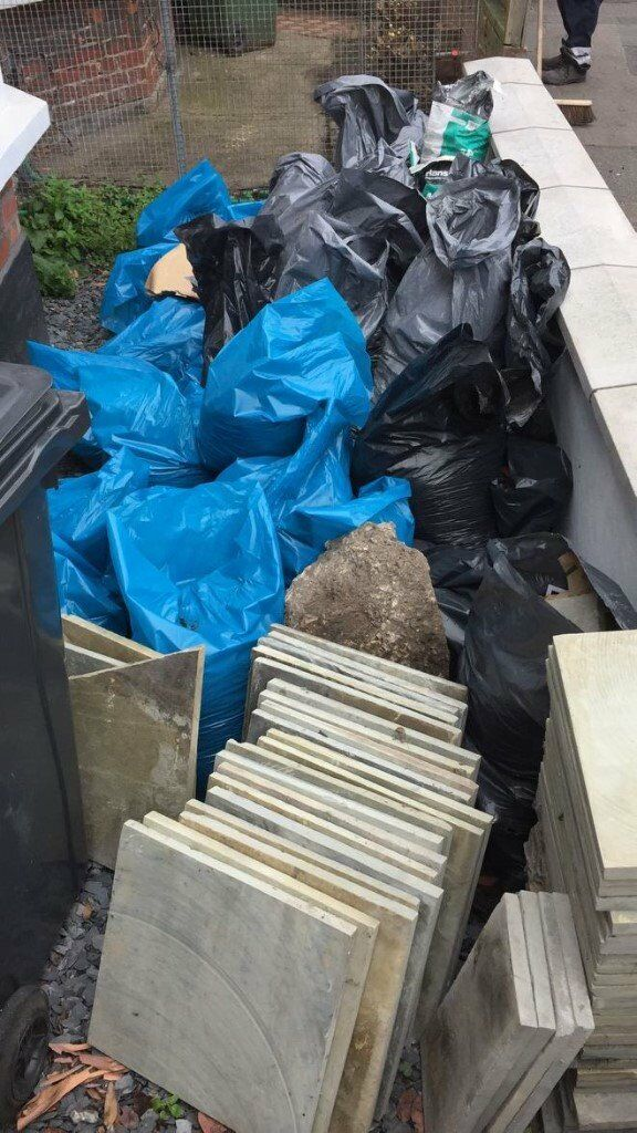 Rubbish Removal, Rubbish Clearance, Waste Removal, Builders Waste Removal - London