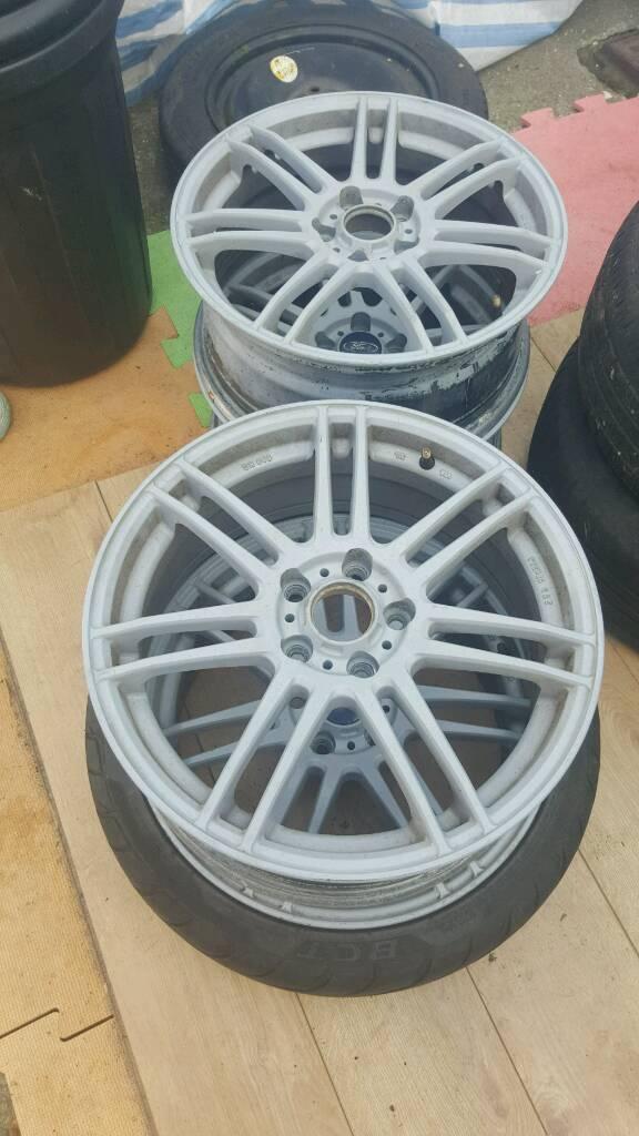 Ford alloy wheels 5x108