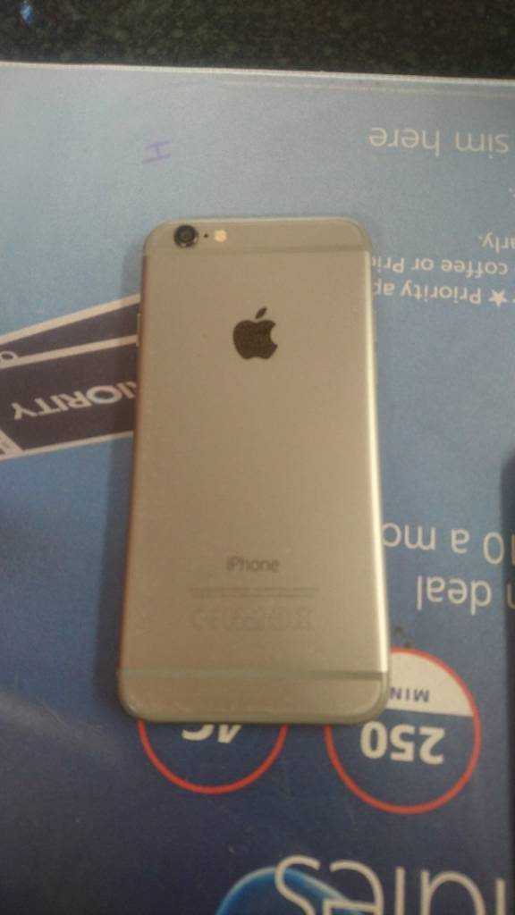 IPhone 6 64gb on Vodafone