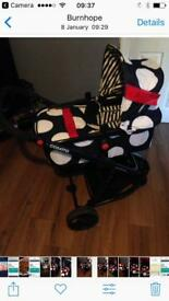 Cosatto carry cot / stroller