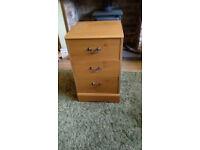 Set of 3 drawers