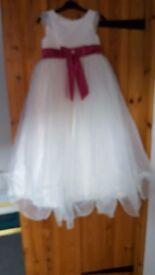 Bridesmaid Dress aged 8