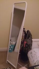 Ikea full length mirror with storage