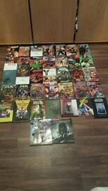 Joblot marvel star wars avengers books