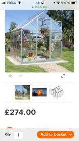 4✖️6 greenhouse