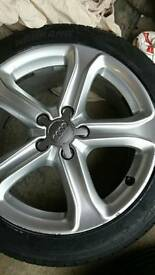 Audi alloys vw skoda