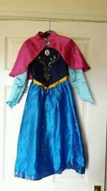 Frozen Anna Costume 5-6