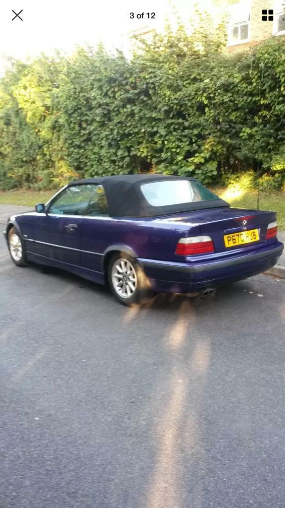 Bmw 328i individual mint condition
