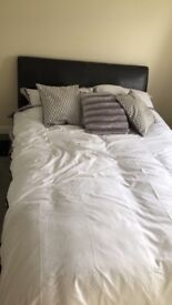 Double bed frame , great condition only a couple of marks here and there