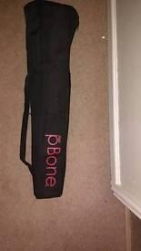 P-bone Trombone, White £50