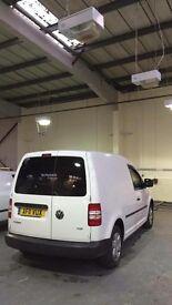 Volkswagen Caddy Van C220 (2011) No vat.