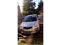 Toyota Yaris 2006,1.0 , silver, 3dr, Low mileage! , Great First Car! Offers available!