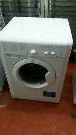 INDESIT WHITE 6KG WASHING MACHINE