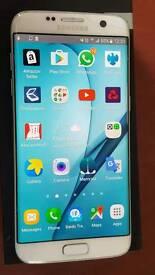 Samsung Galaxy S7 Edge pearl white