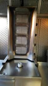 Doner machine,fryer, tandoor,