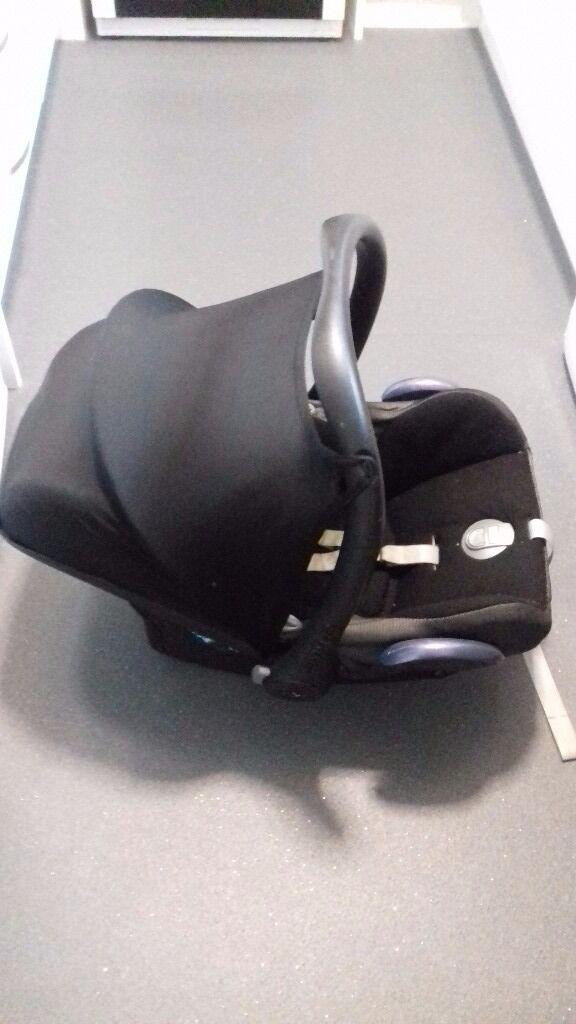Maxi cosi car seat from new born