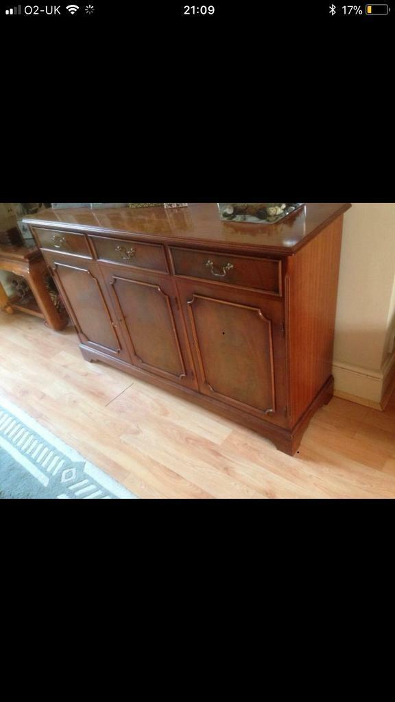 Beautiful side dining cabinet