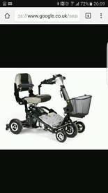 Ouingo air mobility scooter