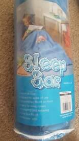 Childrens blanket sleep sac car