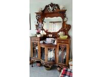 Antique Rococo Style Sideboard in great condition