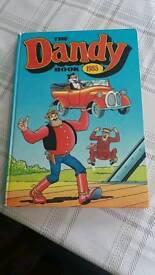Dandy 1985 book 50p