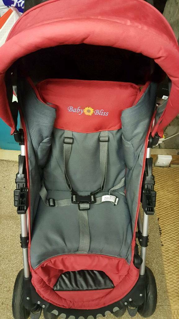 Baby bliss pushchair