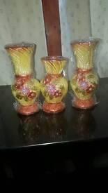3 Traditional vase