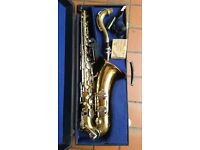Original Vintage Berg Larsen Saxophone with Box