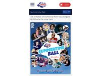 2x Genuine Capital Summertime ball tickets - £240 for both pitch standing / dancing