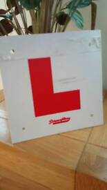 Used L plate