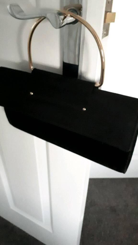 43035063aba0 AS NEW miss selfridge clutch bag