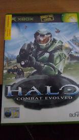 HALO - COMBAT EVOLVED xbox