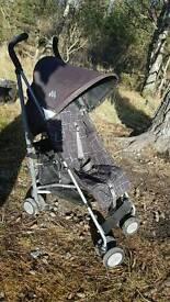 Maclarren Quest stroller