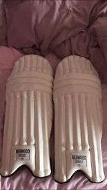 Boys Size Cricket Pads - EXCELLENT CONDITION