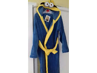 childs minions dressing gown .........brand new ........i have 4