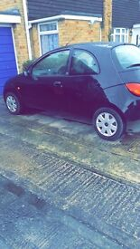 Ford ka in black! 1.3 petrol