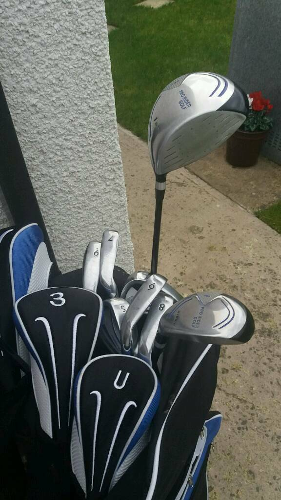 Ben sayers golf set