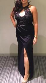 Lipsy VIP cocktail dress prom dress formal dress