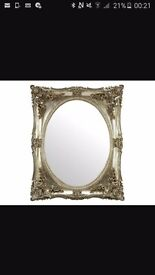 Stunning Beth Mirror in a beautiful champagne colour.