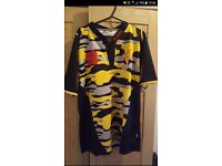 Melrose 7s rugby shirt. Size large. Never worn. Perfect condition.