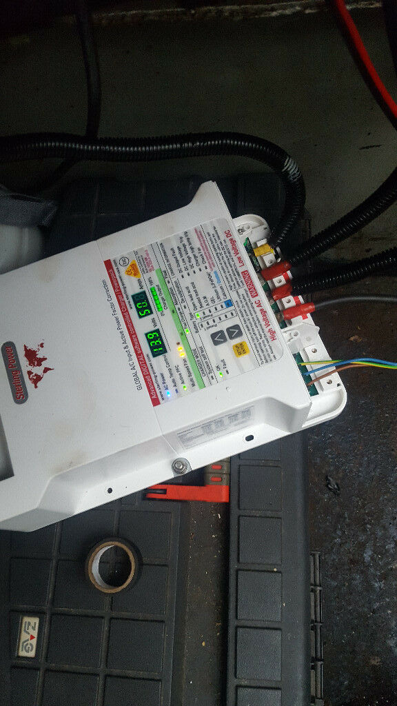various sterling power marine battery chargers
