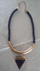 Modern Necklace.